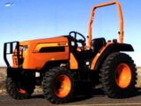 List of tractors built by TYM for other companies