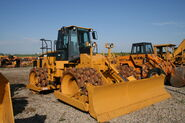 Caterpillar 825G Soil Compactor