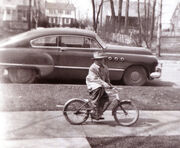 Fedora boy 1952