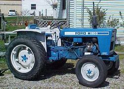 Ford 1600 - 1978