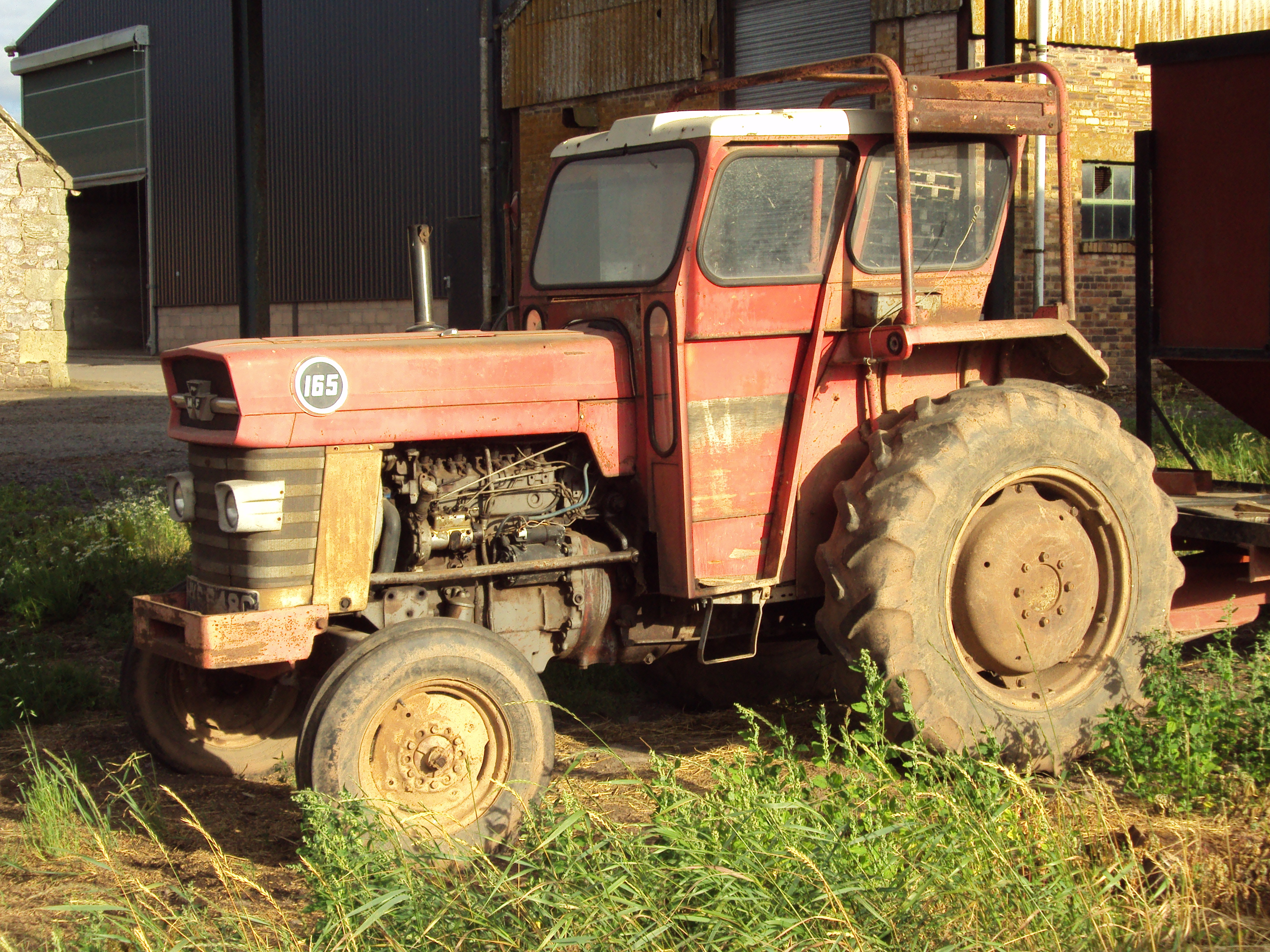 Massey Ferguson Business, Office & Industrial Enthusiastic Mf 265 Tractor Duncan Cab