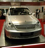 SsangYong Rexton 2003 IAA concept