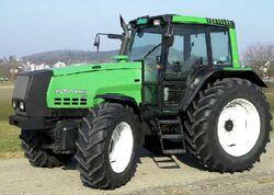 Valtra Valmet 8150 HiTech MFWD (green) - 2001