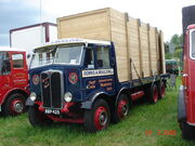 AEC Mamouth Major MkII - BBP 425 of D.Moulding at Belvoir 08 - DSC01204