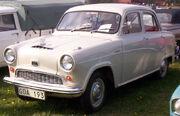 Austin A40 1956 2