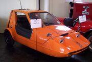 Bond Bug vr orange