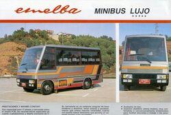 Emelba Lujo bus