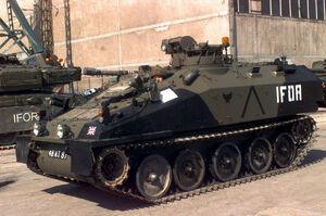 FV103 Spartan IFOR