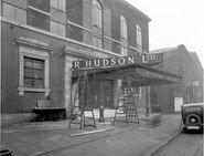 HUDSON RALETRUX Factory