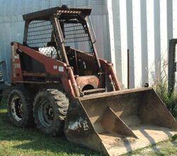 Hesston SL30 skid-steer