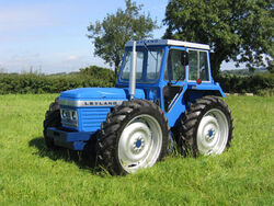 Leyland 485 4WD (County)