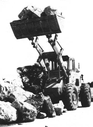 Merton 120B 4WD loader