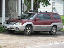 Subaru Baja with Cap