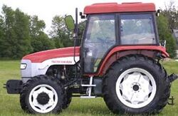 Tractor King 824 MFWD - 2005
