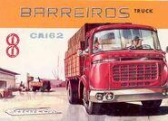 1960s Barreiros Halcon Cargo Lorry Diesel 4X2