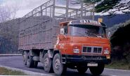 1980s Barreiros 8235 Cargolorry