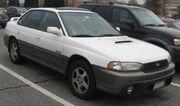 1st Subaru Outback SUS