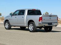 2009 Dodge RAM 1500 SLT 4-door pickup -- NHTSA 02