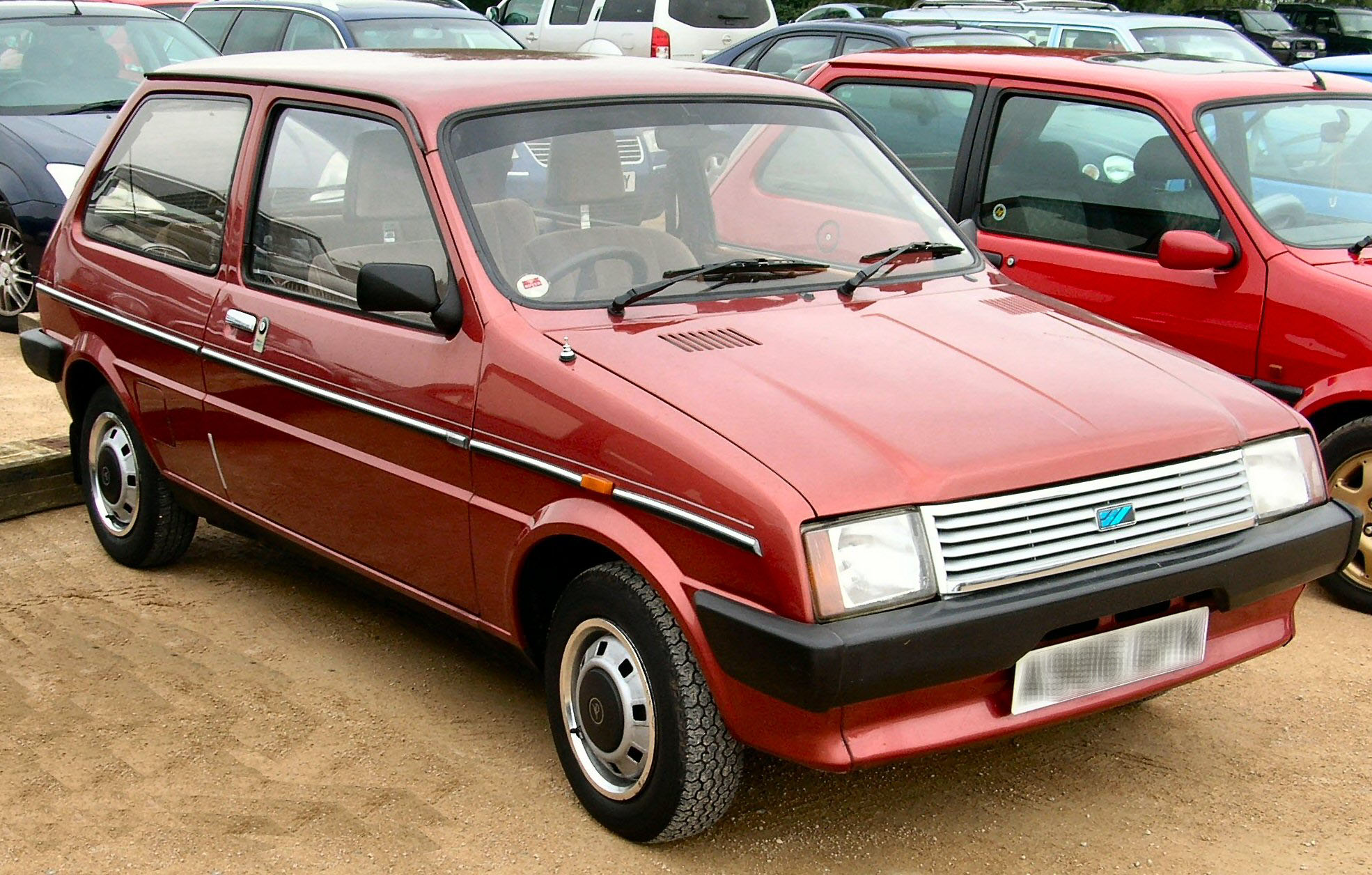 Austin Metro Tractor Construction Plant Wiki Fandom Powered By