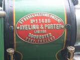 Aveling & Porter no. 11486
