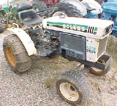 Bolens G152 | Tractor & Construction Plant Wiki | FANDOM