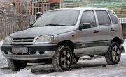 Chevrolet Niva Silver