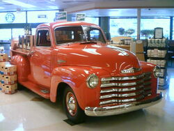 Chevrolet Thriftmaster