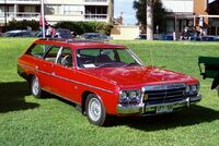Chrysler CM Regal Wagon