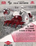 Dearborn field cultivator ad