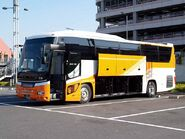Limousinebus 05-60251RU baggagedoor-open