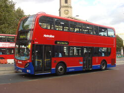 London Bus route 139 A
