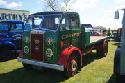 Seddon MK5 truck reg ESU 830 at Boroughbridge CV 09 - IMG 8902