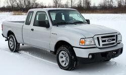 2011 Ford Ranger XLT -- NHTSA