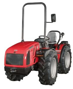 AGRIA (Hispania) 9085 MFWD - 2010