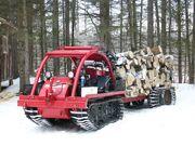 Bombardier J5 Muskeg Tractor