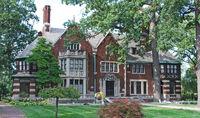 Charles T Fisher House Boston Edison Detroit