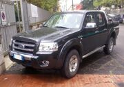 Ford Ranger TDCI Euro