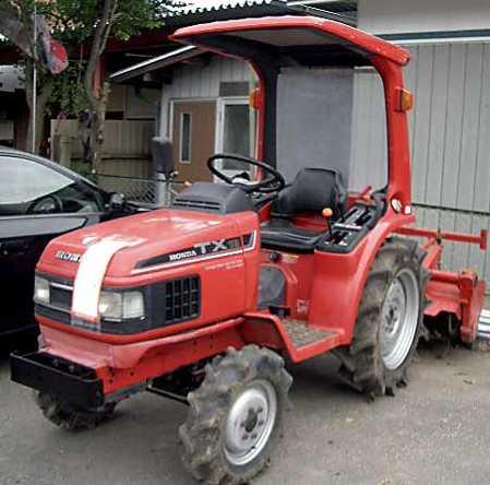 honda tx18 tractor construction plant wiki fandom powered by wikia rh tractors wikia com Honda Dealers Austin TX Honda Dealers Austin TX