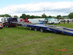 King extending lowloader recovery wagon DSC01251