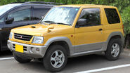 Mitsubishi Pajero Mini 203
