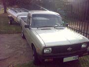 Nissan 1400 B140 Bakkie