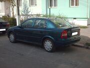 Opel Astra G Sedan