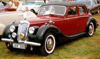 Riley Saloon 1949