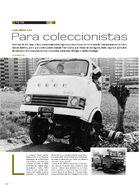 1970s EBRO D350 4X4 Diesel Lorry