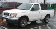 1998-2000 Nissan Frontier