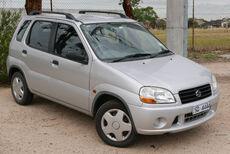 2001 Suzuki Ignis (RG413) GL 5-door hatchback (2016-01-04).jpg