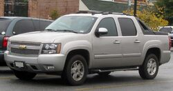 2nd Chevrolet Avalanche -- 10-31-2009