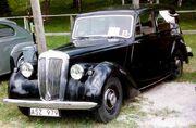 Daimler BD 10 Saloon 1951