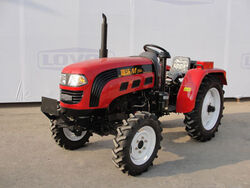 Lovol M254-E MFWD - 2012