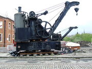 Steam Cranes - geograph.org.uk - 445452